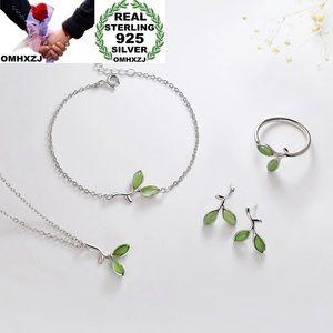 Jewelry - 925 sterling silver drop jewelry set